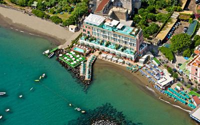 Hotel Miramare e Castello - 5 stelle Ischia