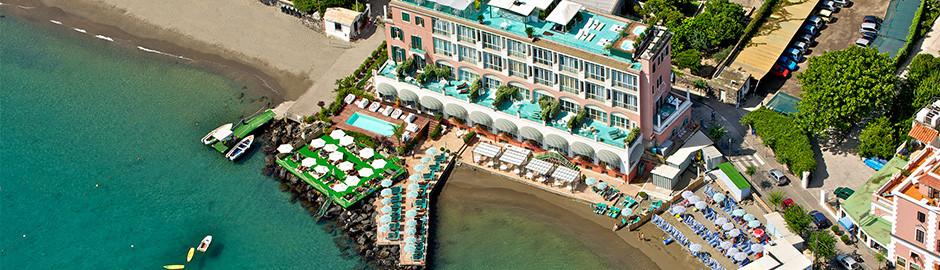 Hotel Miramare e Castello - Ischia Porto